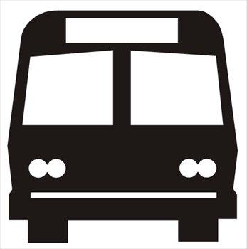 Public Bus Clipart.