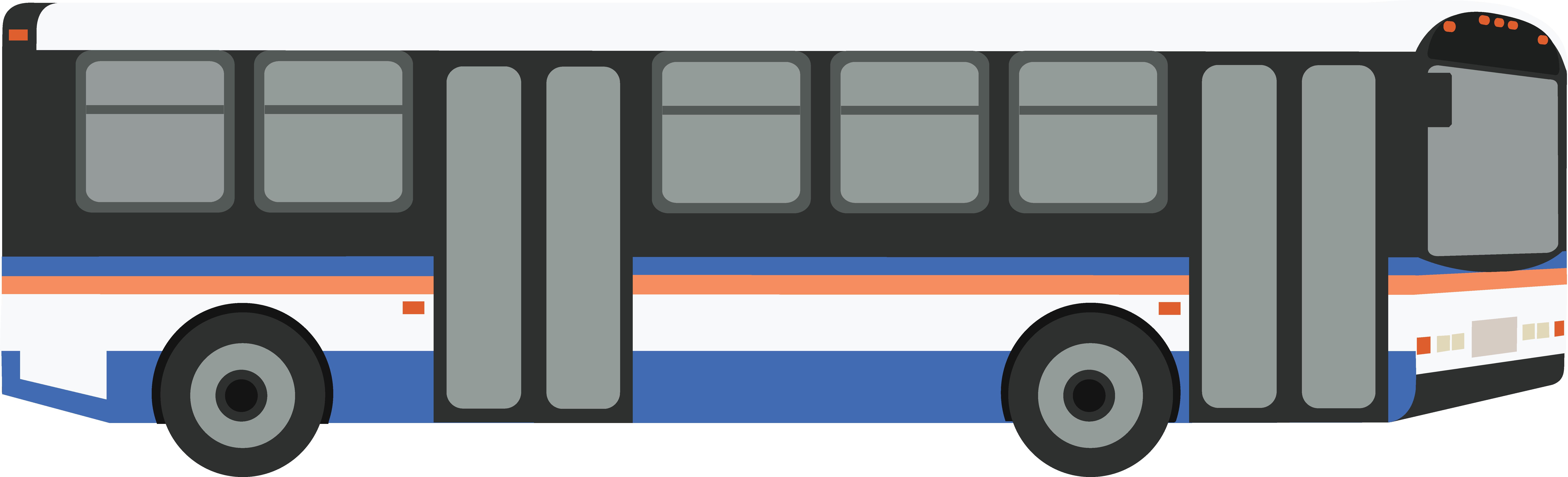 Clipart public transport.