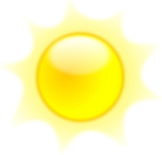 Ray Of Sunlight Clipart.