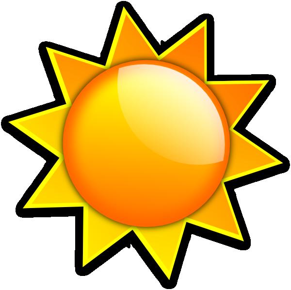 Sunlight Clipart.