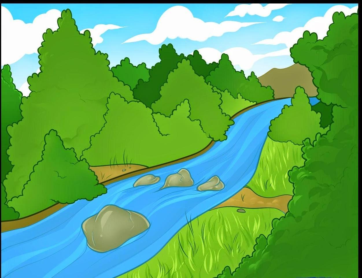 River Clipart.