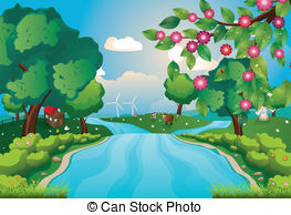 River Illustrations and Clip Art. 42,760 River royalty free.