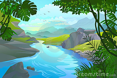 River Clipart.