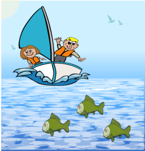 Here Is The Sea Clip Art at Clker.com.