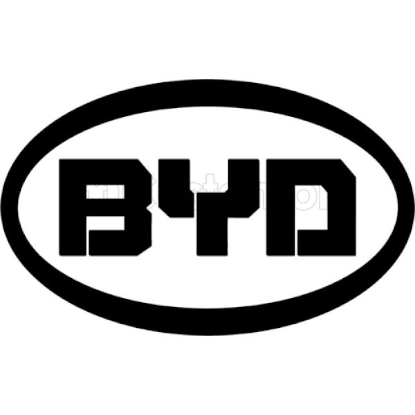 byd car logo Knit Cap (Embroidered).