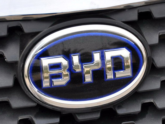 BYD Logo, HD Png, Meaning, Information.