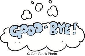 Good bye Clip Art and Stock Illustrations. 248 Good bye EPS.