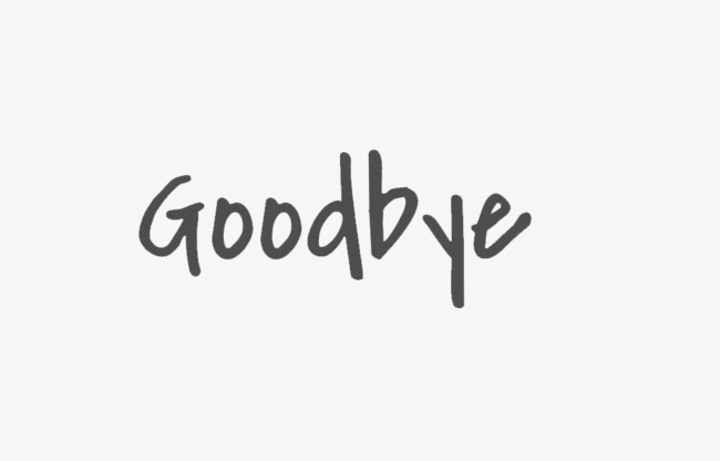 Goodbye, Bye Bye, Goodbye, Bye Bye, Bye #61084.