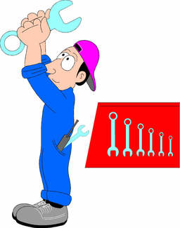 Mechanic Byron Bay Archives Clipart.