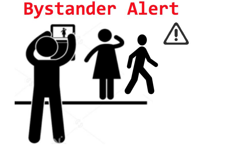Bystander Cliparts 7.