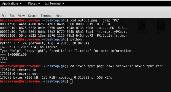 Working with Magic numbers in Linux.