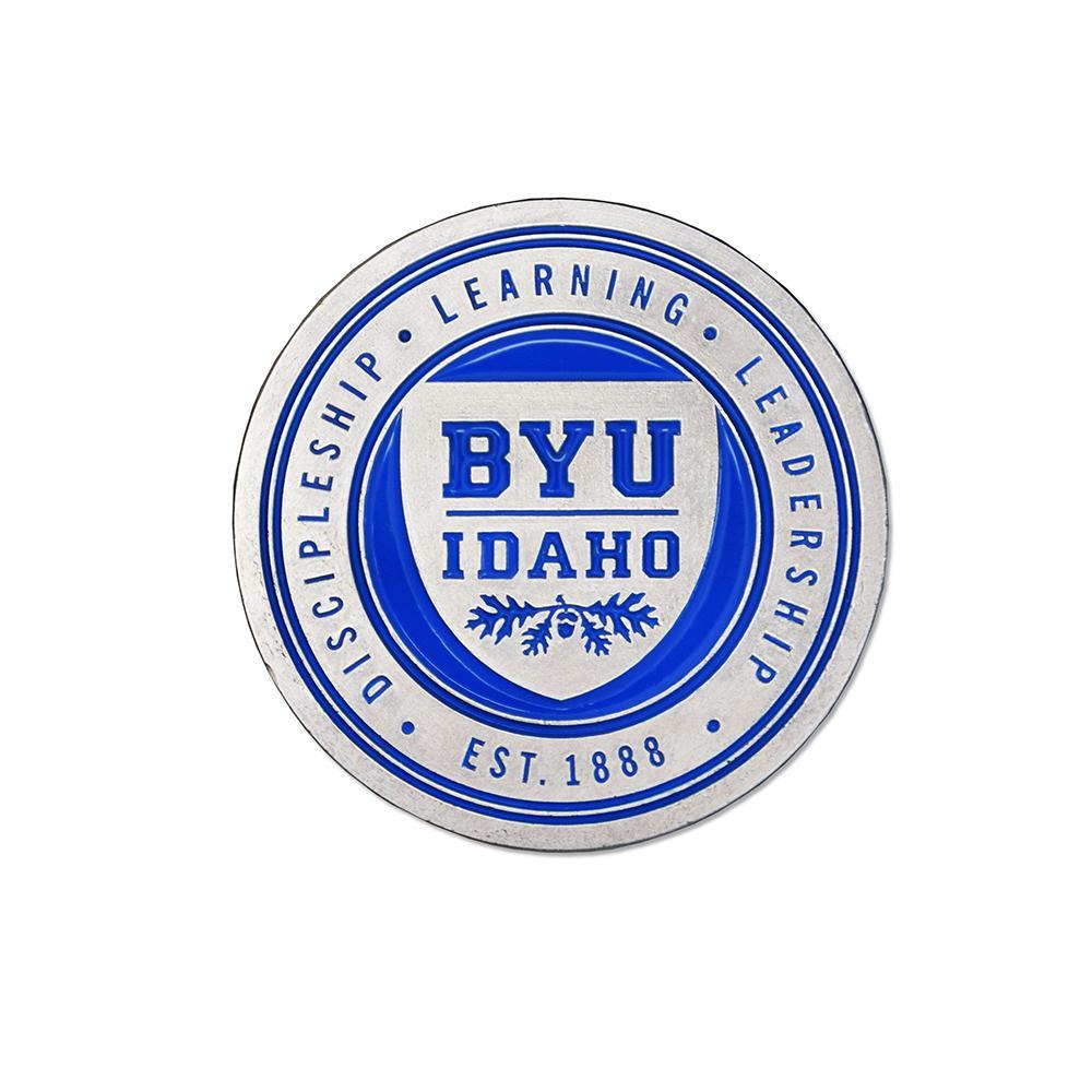 BYU Idaho Coin.