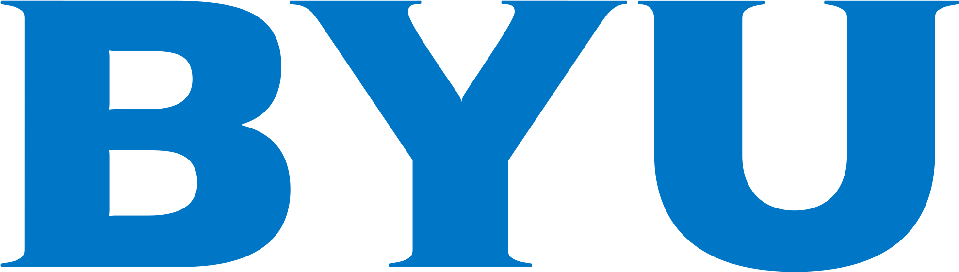 Brigham Young University.