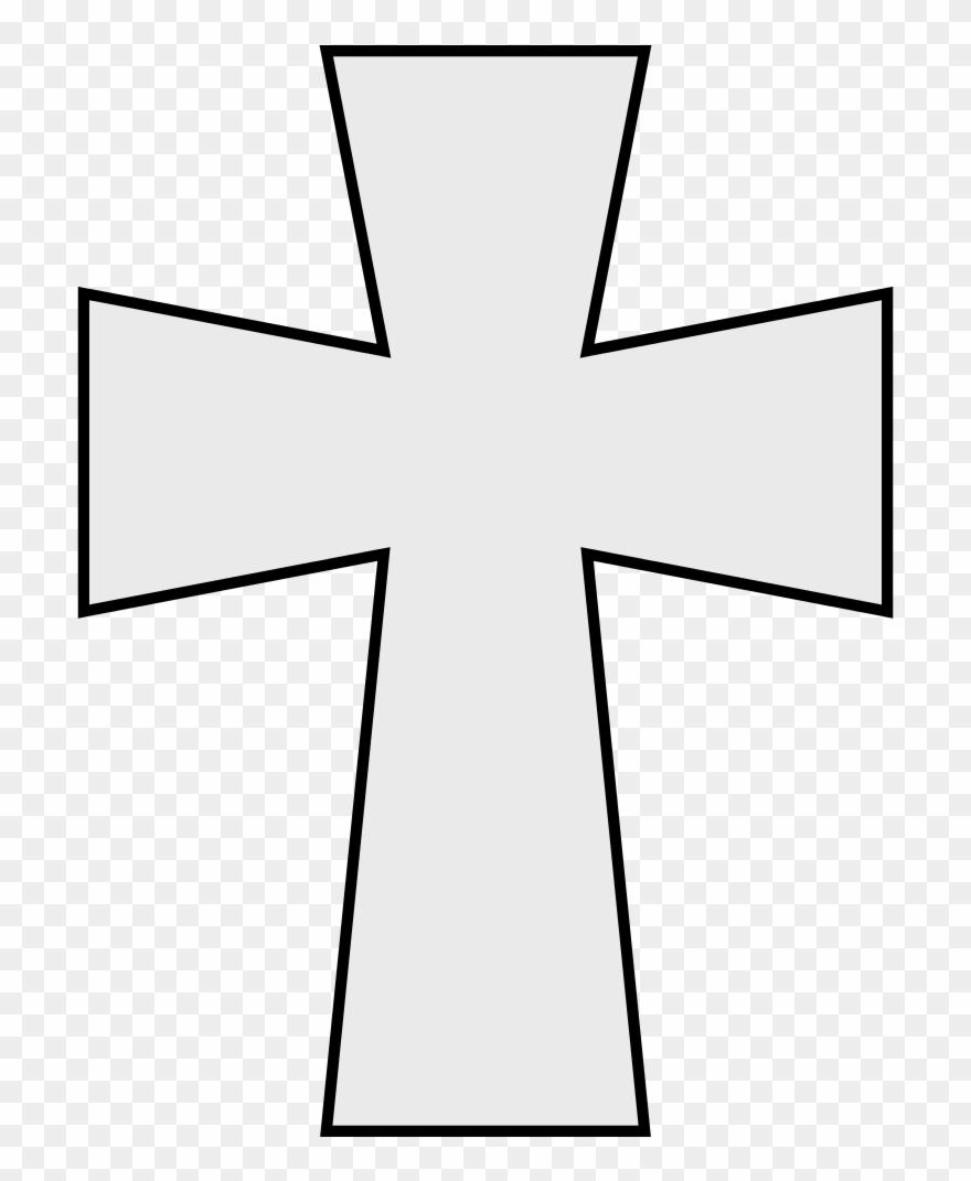 Coa Illustration Cross Byzantine Clipart (#2331622).