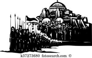 Byzantium Clipart and Illustration. 46 byzantium clip art vector.