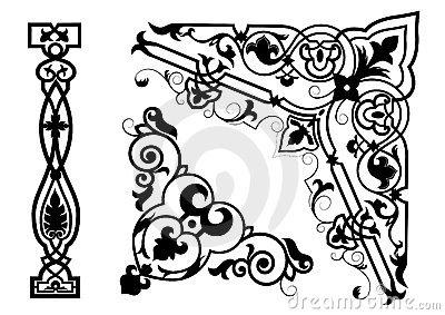 Byzantium Stock Illustrations.