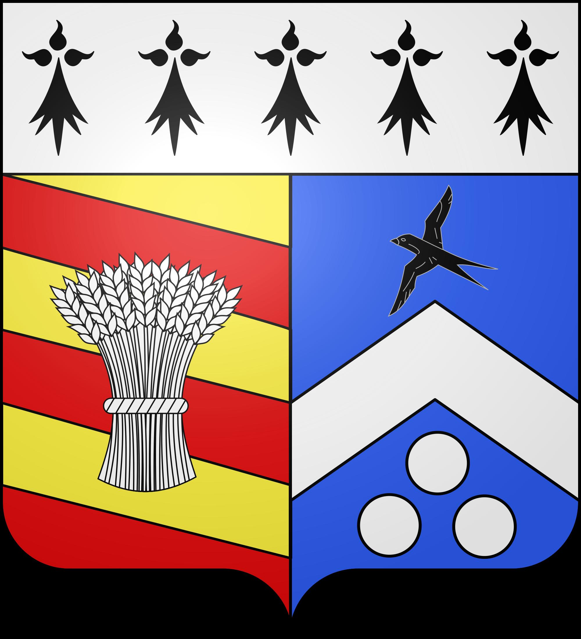 File:Blason de la ville de Louannec (Côtes.