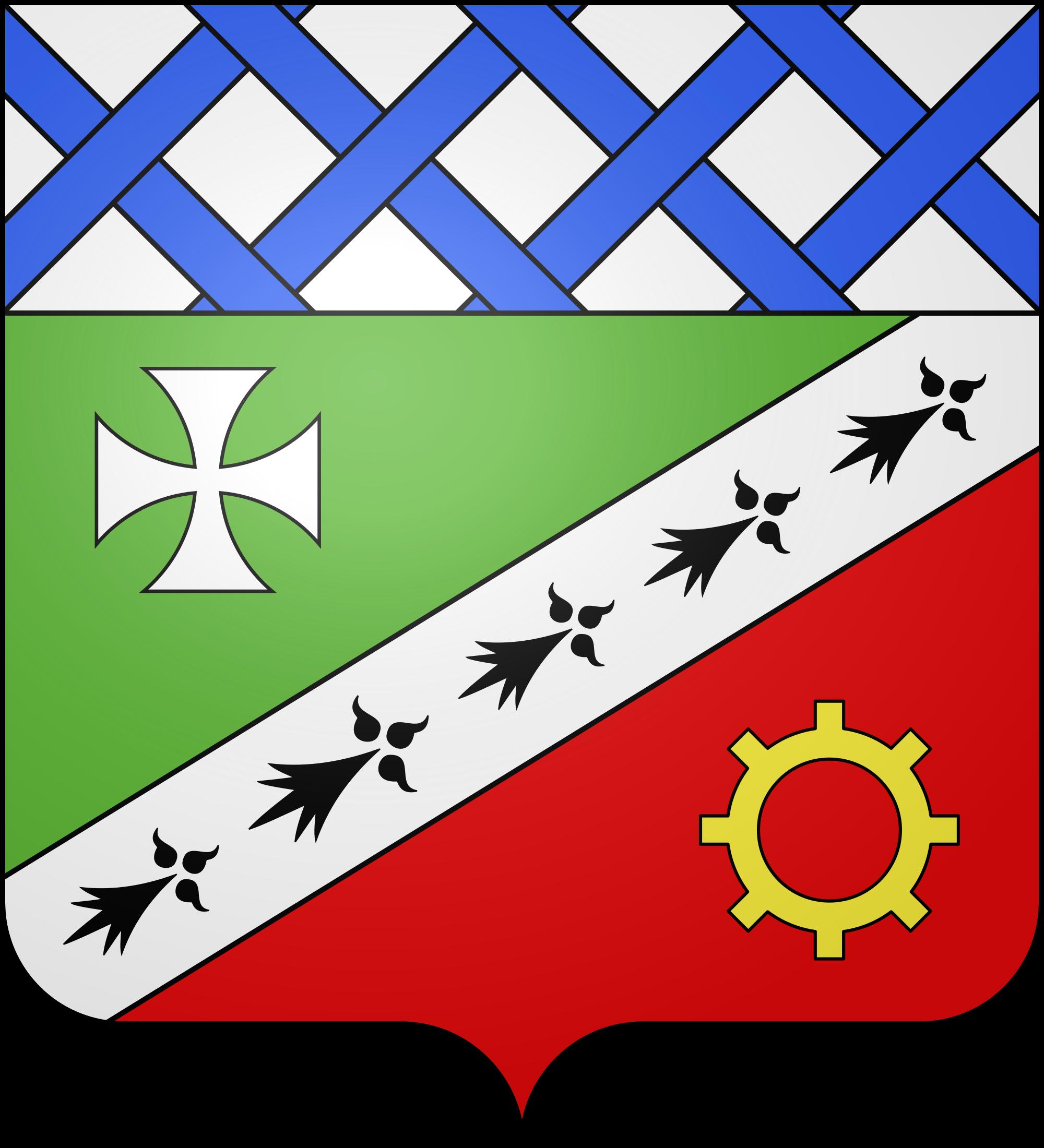 File:Blason de la ville de Quévert (Côtes.