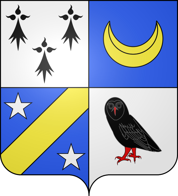 File:Blason de la ville de Cohiniac (Côtes.