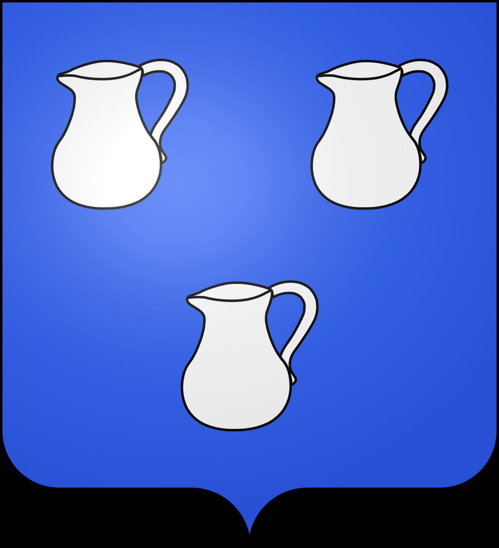 File:Blason de la ville de Rouillac (Côtes.