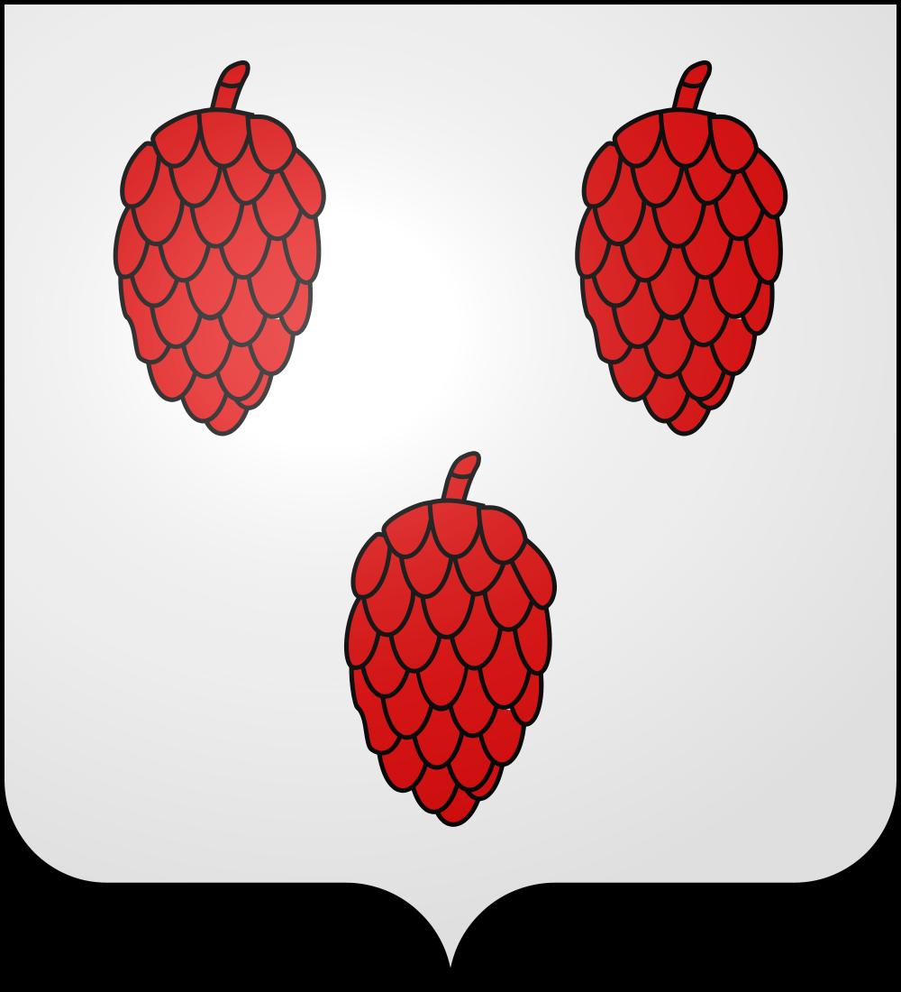 File:Blason de la ville de Collinée (Côtes.