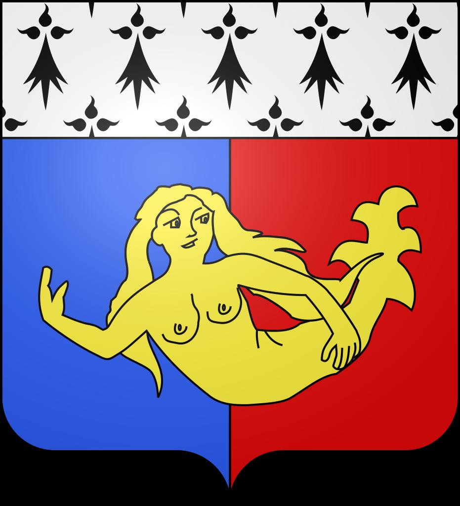 File:Blason de la ville de Lancieux (Côtes.