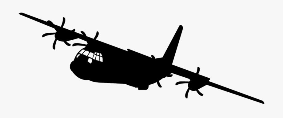 Silhouette C 130 Clip Art, Cliparts & Cartoons.