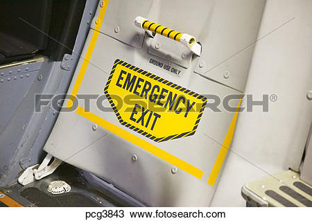 Stock Photo of Emergency Equipment of a C.