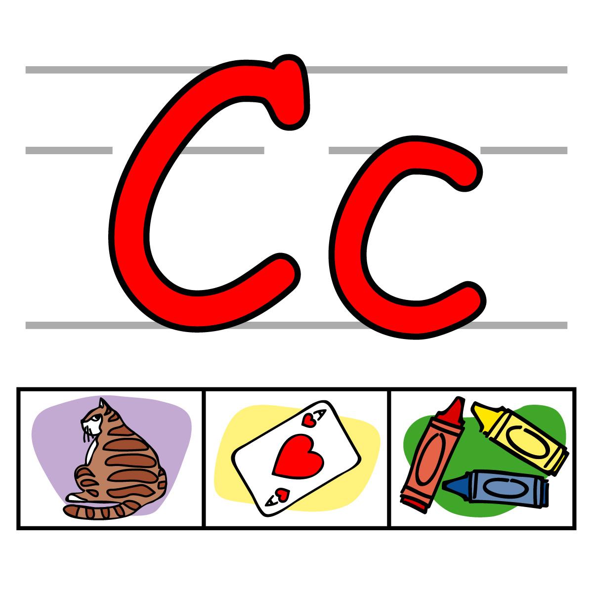 C clip art.
