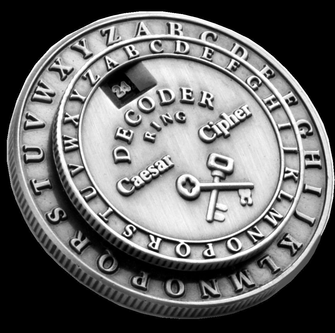Details about Secret Decoder Ring.