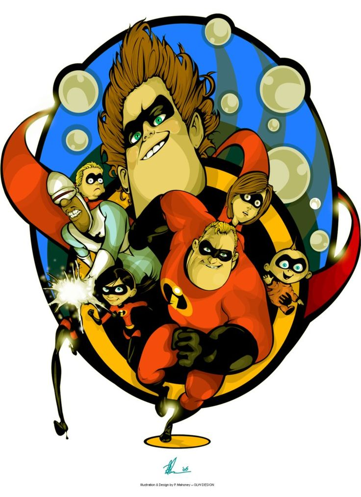 1000+ images about Disney's: The Incredibles on Pinterest.