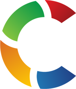 C Colour Letter Logo Vector (.AI) Free Download.