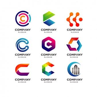 C Logo Design Vectors, Photos and PSD files.
