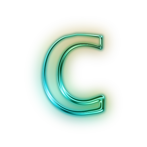 Letter C PNG images free download.