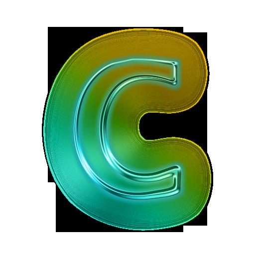 Letter C PNG images free download.