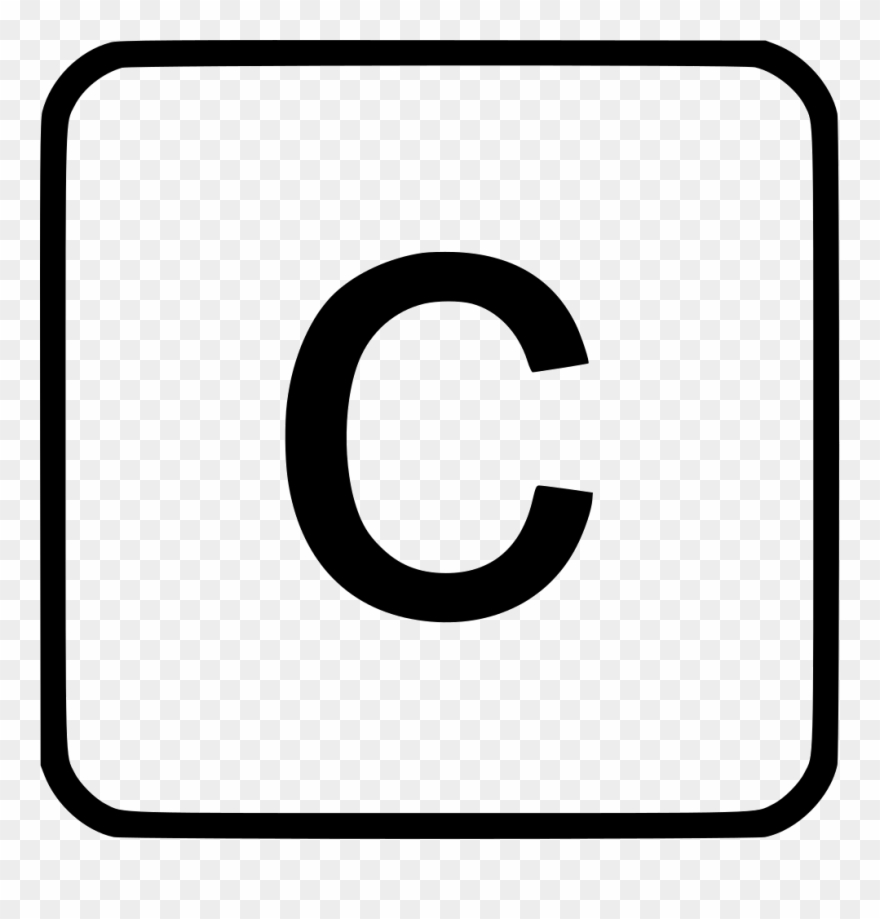 Clipart Freeuse Library Alphabet Lowercase C Svg Png.