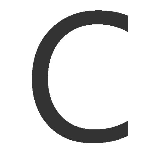 Icon C #360088.