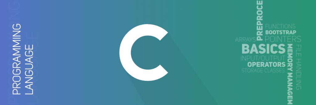 C Programming Language.
