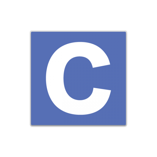 C Programming Logo Png Vector, Clipart, PSD.