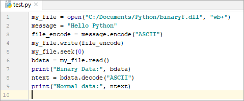 Python File Handling Tutorial: How to Create, Open, Read, Write, Append.