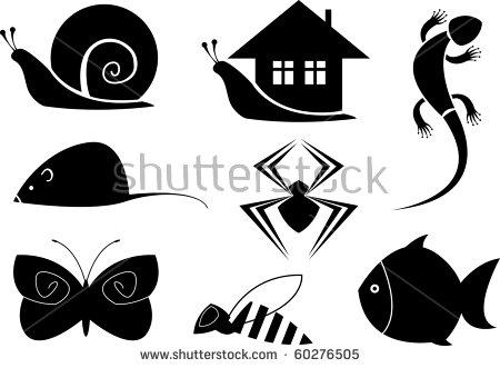 """illustration Snail"" Stock Photos, Royalty."