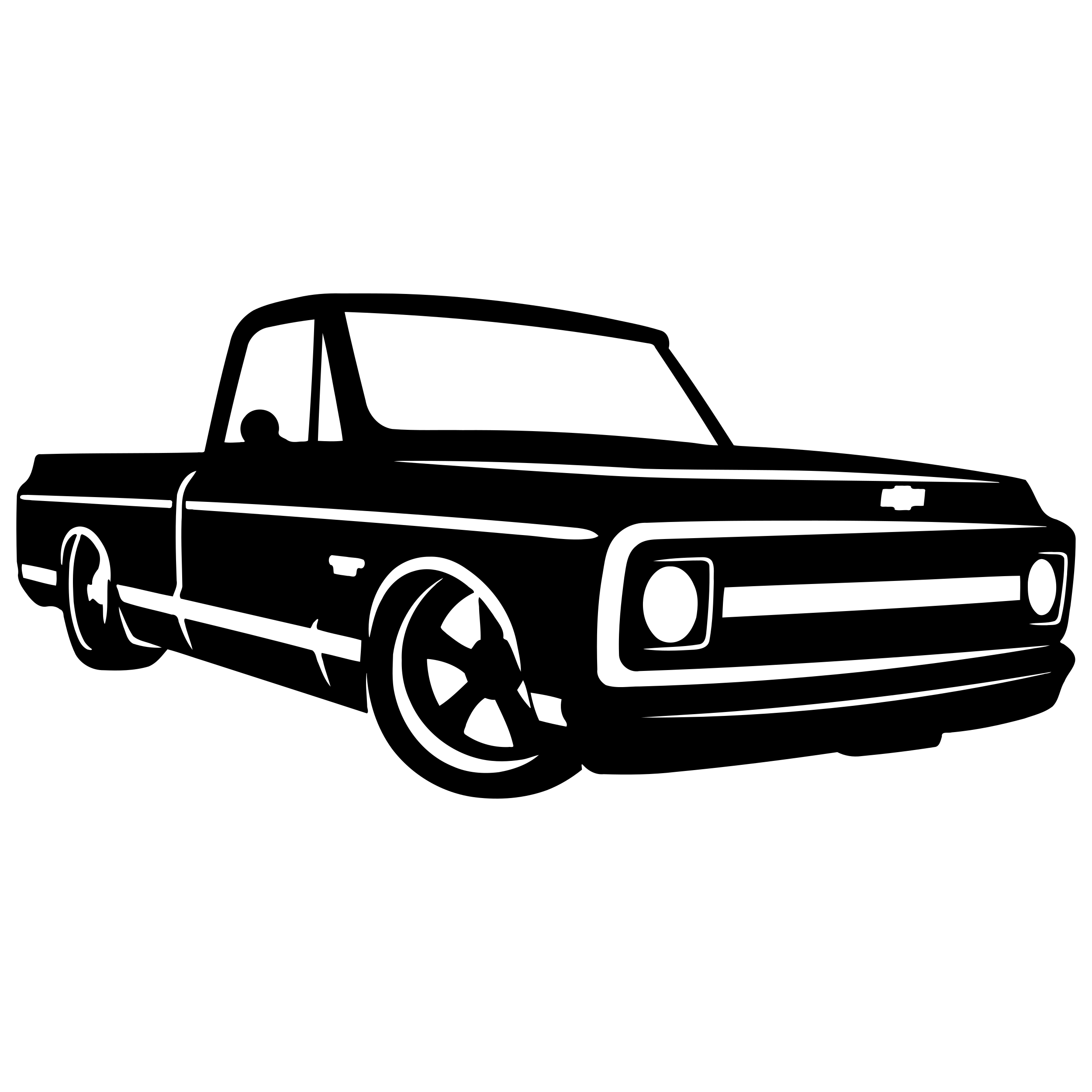 Chevy Dxf File.