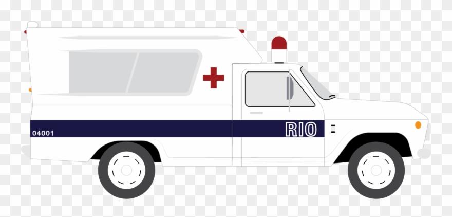 Chevrolet C10 Ambulance.