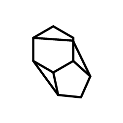 Tetracyclo[4.4.0.0<sup>2,4</sup>.0<sup>3,8</sup>]decane.