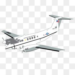 Beechcraft C12 Huron PNG and Beechcraft C12 Huron.