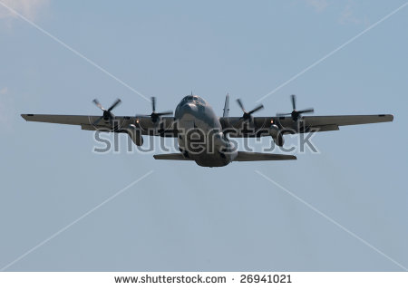Military Transport Aircraft C.
