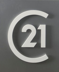 The Seal C21 Logo 24\