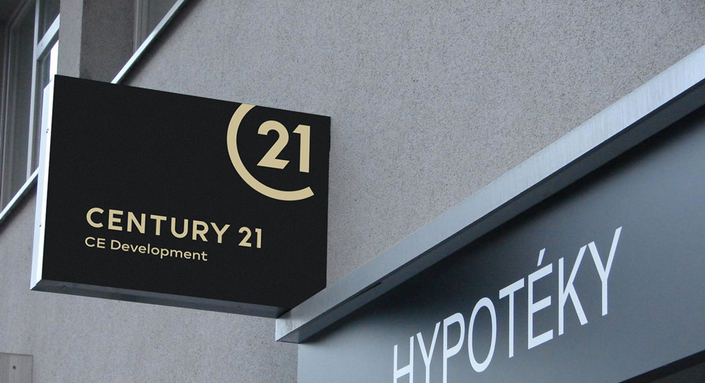 Brand New: New Logo and Identity for Century 21.