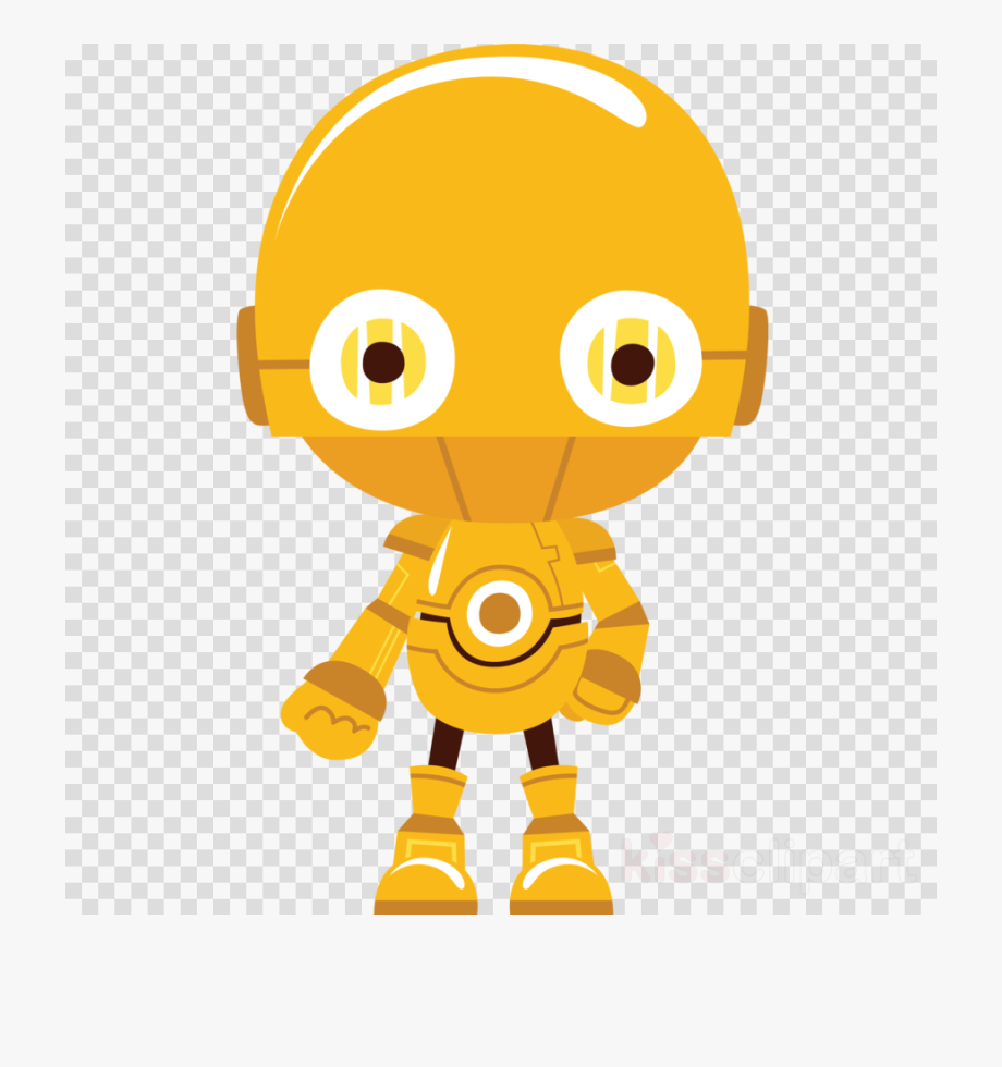 Star Wars Baby Png Clipart Chewbacca C 3po R2 D2 ,.