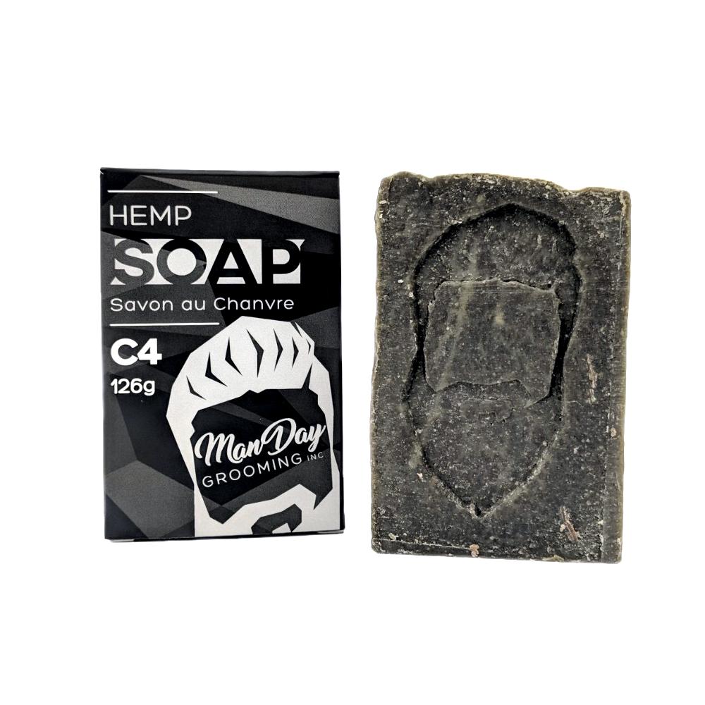 Hemp Soap.